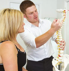 Surrey Osteopaths Consultation